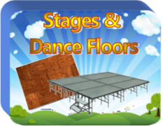 Stages and Dance Floors