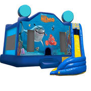 Nemo 5 in 1 Combo Slide Water Slide