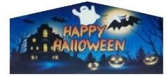Modular Halloween Night banner