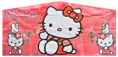 Modular Hello Kitty banner