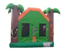 Toddler Jungle Bounce House