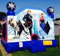 Disney Frozen Bounce House