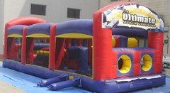 35'ft 8 Element Obstacle Course