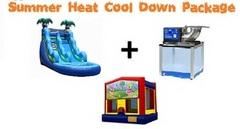 Summer Heat Cool Down Package