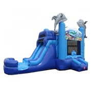 Combos/ Bounce houses with slides