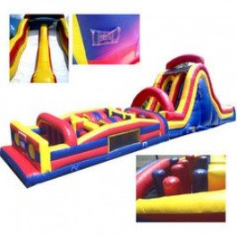 65' Obstacle Course (2 pieces)