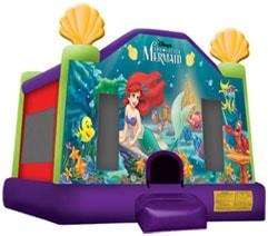 Lil' Mermaid Bouncer Rental