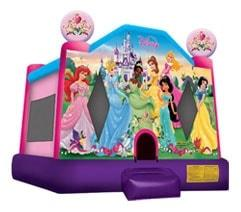 Disney Princess Bouncer Rental