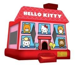Hello Kitty Bounce House Rental