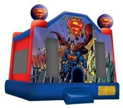 Superman Bouncer Rental