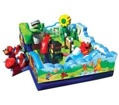 Sesame Street Toddler Bounce Rental