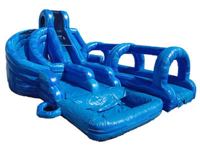 Helix Water Slide
