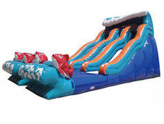 Inflatable water slide rentals in houston texas