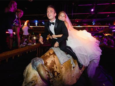 houston mechanical bull rental