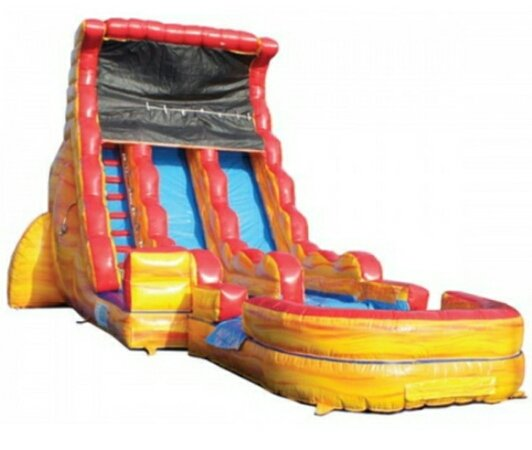 houston water slide rentals