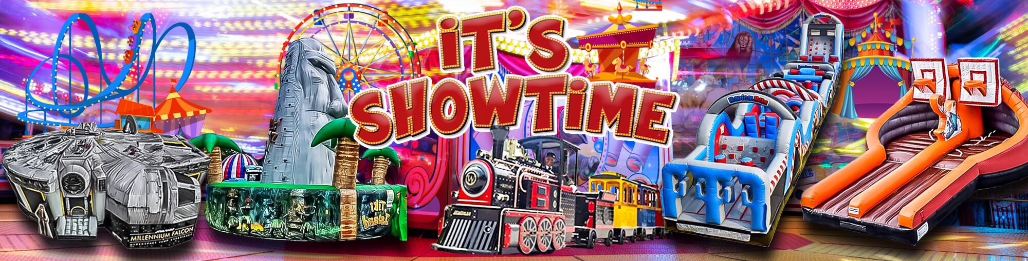 showtime events houston