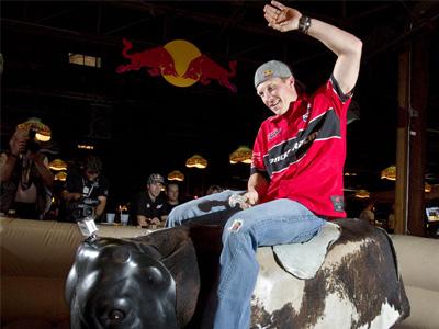 mechanical bull rental in Houston