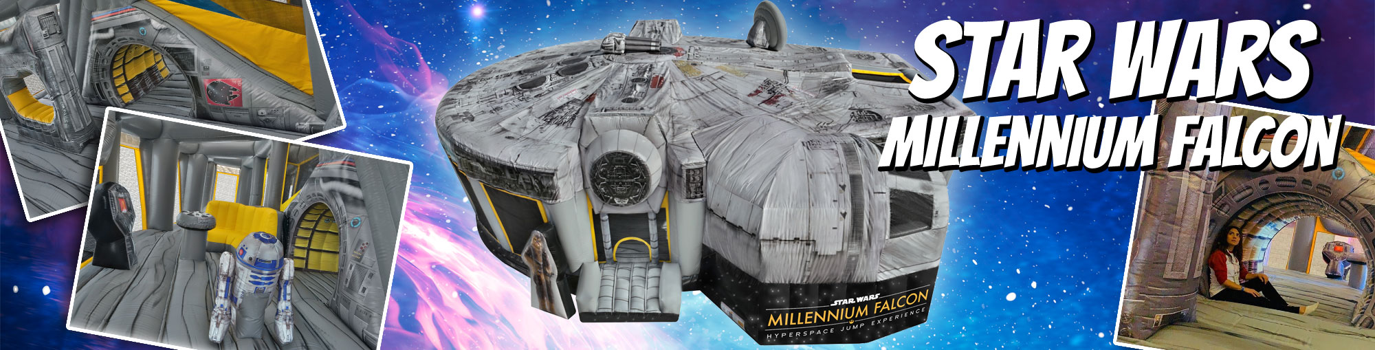 millenium falcon rental houston