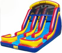 water slide rentals in houston