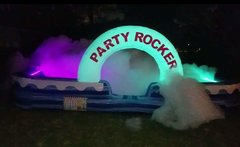 Party Rocker foam pit