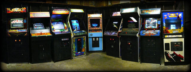 arcade games for rent south jersey