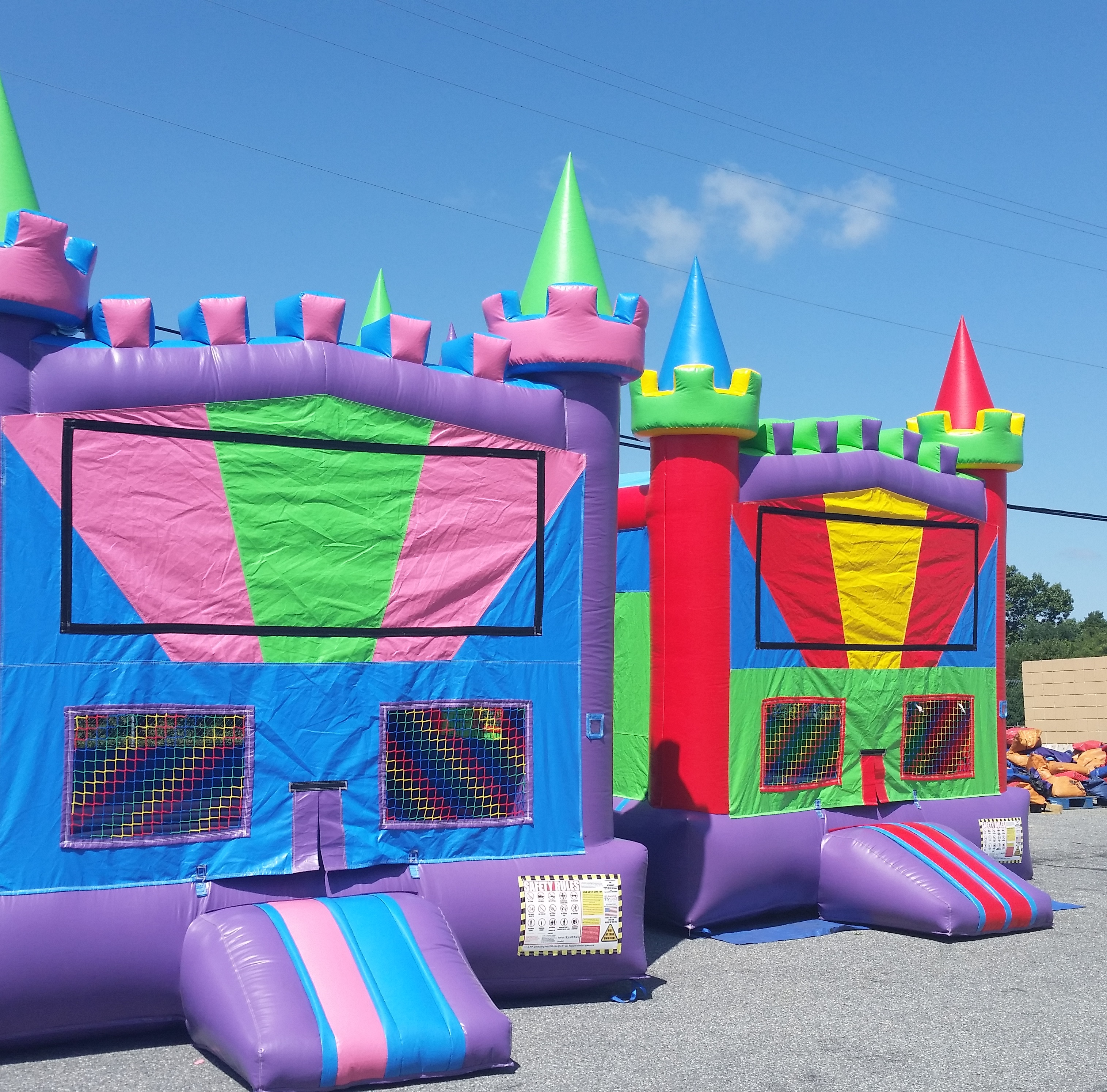 South Jerseys one stop shop for Inflatable Rentals Entertainment