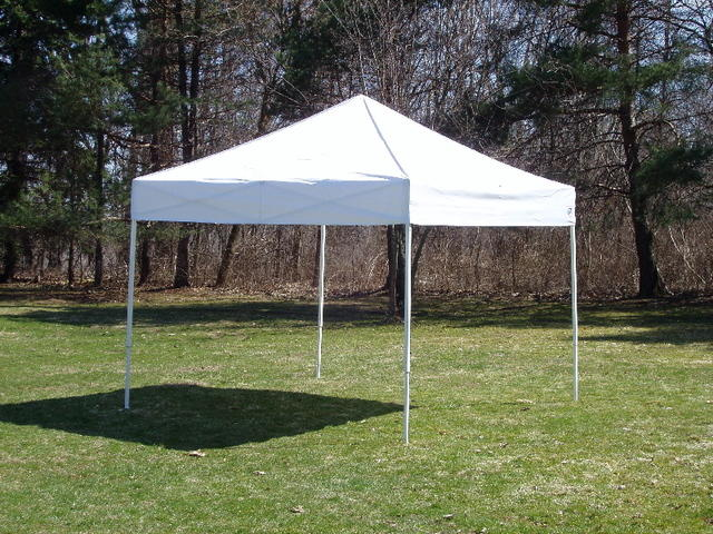 Tent EZ Up 10 x 10 (White)