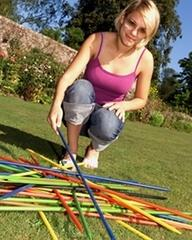 Giant Pick-Up Sticks