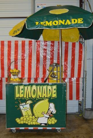 Lemonade Cart