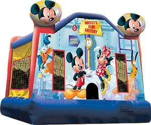 Mickey Mouse Fun Factory Bounce