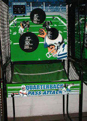 Quarterback Toss Electronic