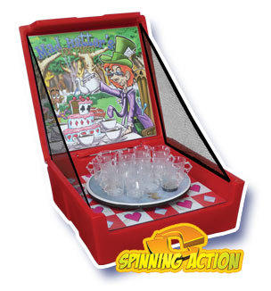 Mad Hatter Carnival Game