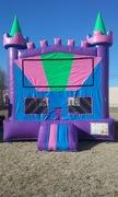 Purple Princess Bouncy Castle