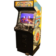 Double Axle Cabinet Arcade Game