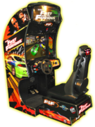 Fast and the Furious Arcade Game
