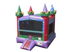 Marble Rush Castle Bounce