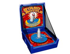 Stand a Bottle Carnival Game (Table Top)