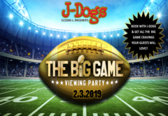 The Big Game Package