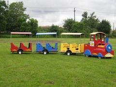 Trackless Train