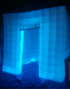 Inflatable LED Photo Booth Cube