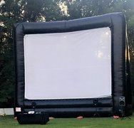 Giant Inflatable Movie Screen - 25ft
