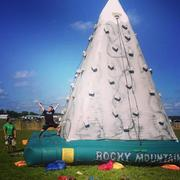 Rock Wall Inflatable