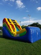 18' Primary Water Slide