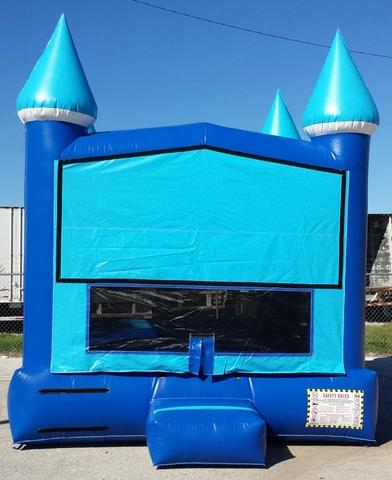 13x13 Blue Ice Bouncer