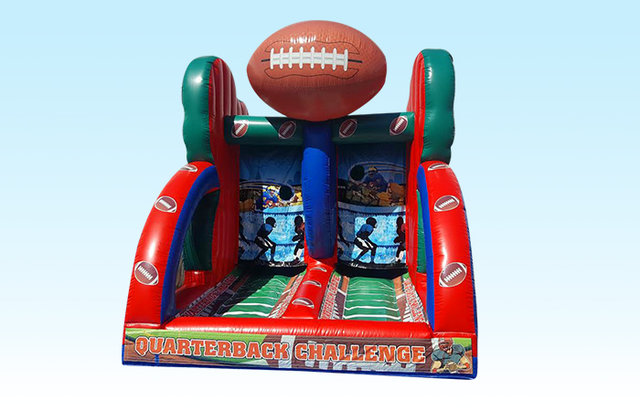 Double Toss Football Game