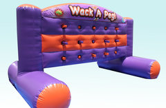 Whack -A-Peg game