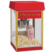 Popcorn Machine w/ Supplies For 50