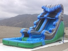 19 Foot Surf The Wave Water slide