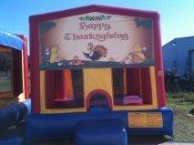 13x13 Thanksgiving Bounce House