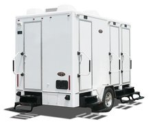 Restroom Trailers & Port O Potty Rentals